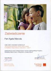 2009 - Warsztaty Fundacja Orange cz. 1